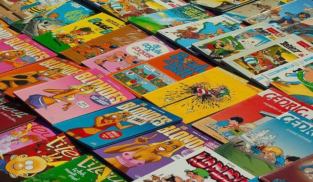 vendre ses bd et ses bandes dessinées sans frais