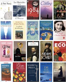 les livres à lire avant de mourir - sélection Book Village
