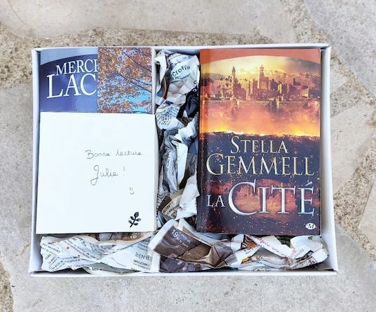 comment bien emballer ses colis Book Village
