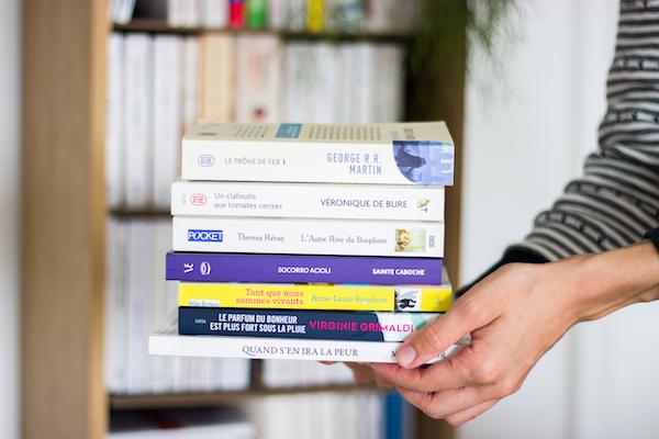vendre ses livres de poche avec Book Village