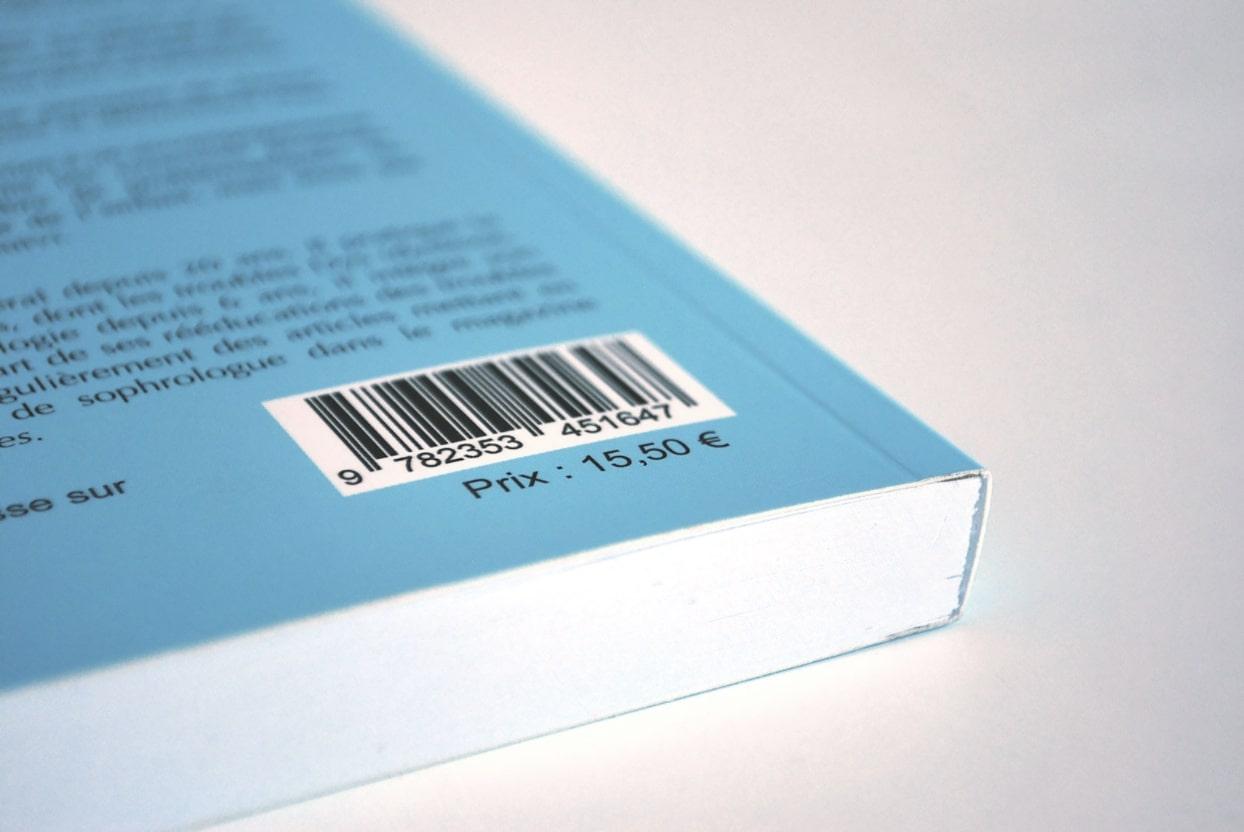 a quoi ressemble le numéro ISBN