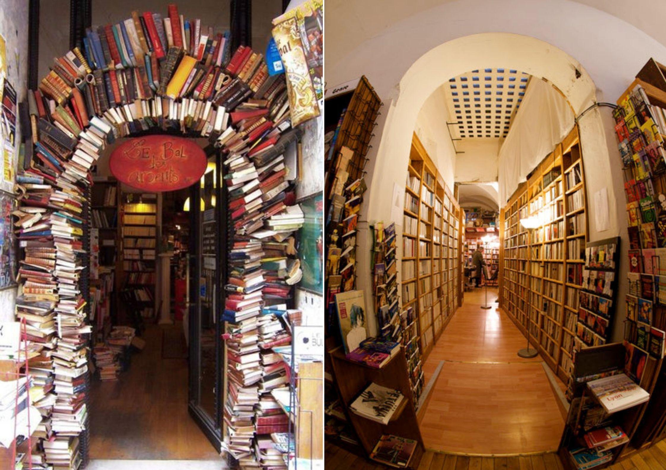librairie indépendante Le Bal des Ardents à Lyon