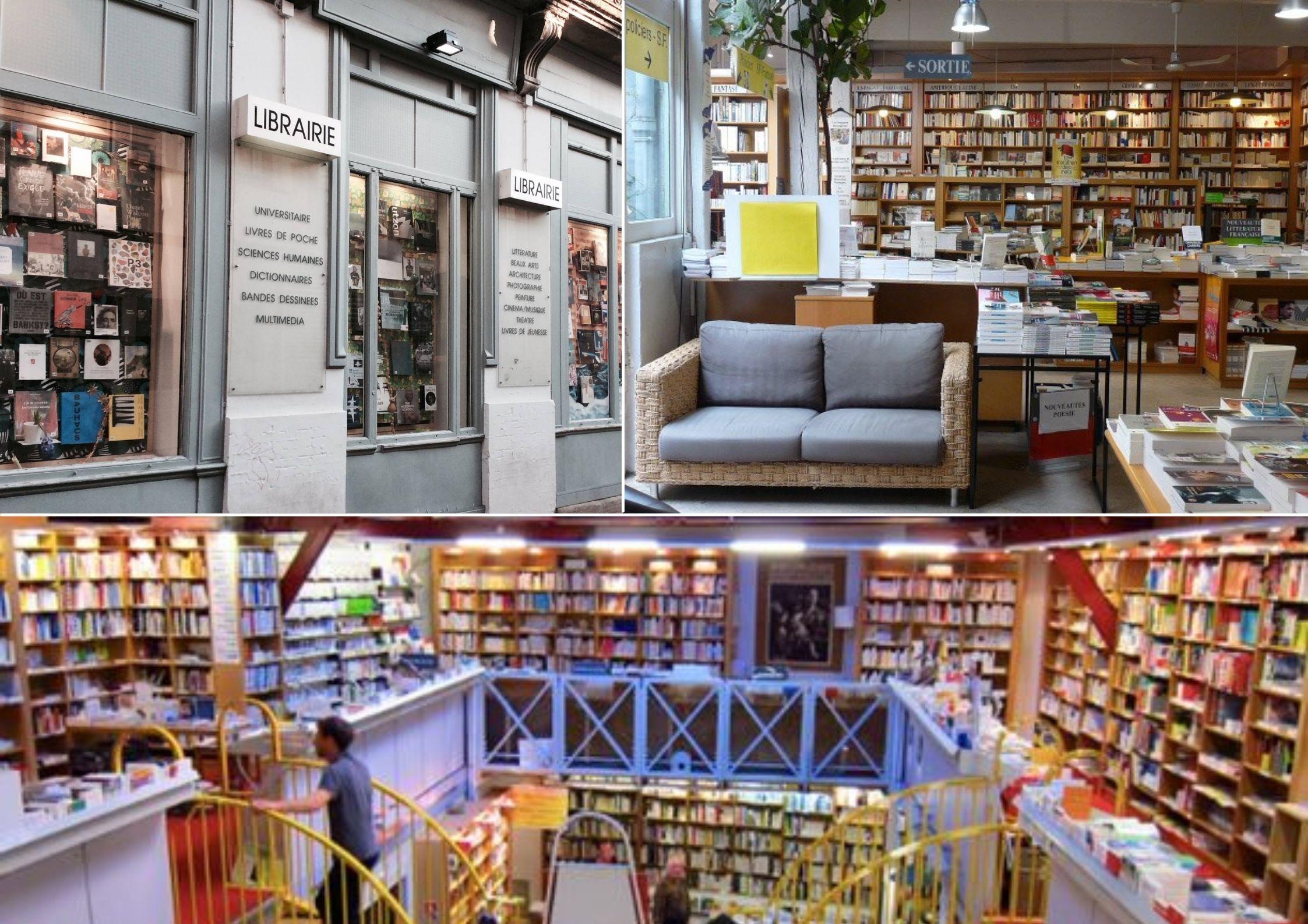 Librairies indépendantes : Les Ombres Blanches à Toulouse