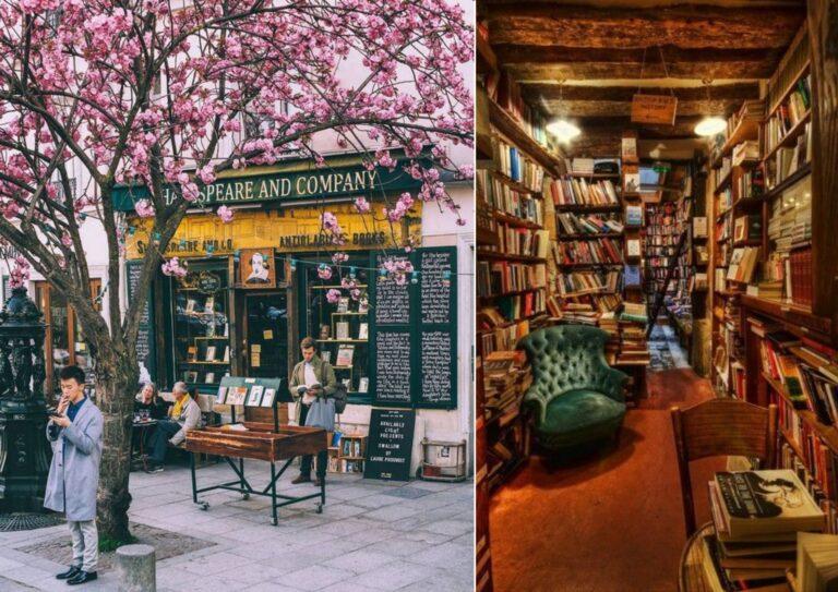 Librairies indépendantes : Shakespeare & Company à Paris