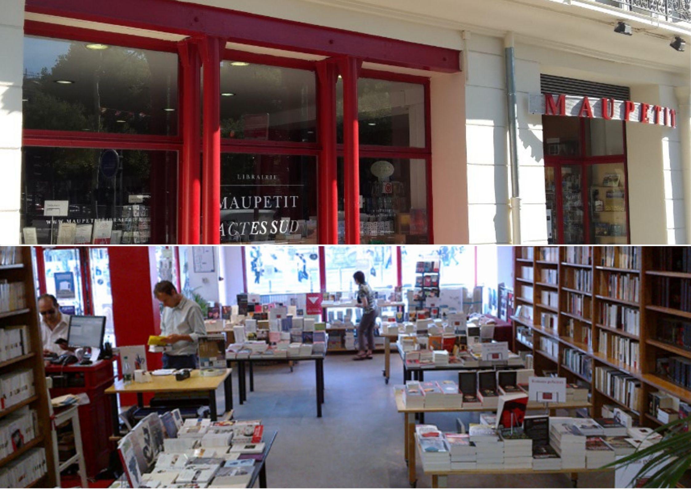 Librairies indépendantes : Maupetit à Marseille